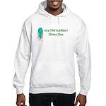Inspiration and Humor Hooded Sweatshirt