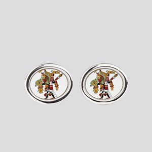 TRIBUTE Oval Cufflinks