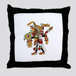 TRIBUTE Throw Pillow