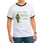 Want a little Irish in you? Ringer T