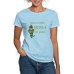 Want a little Irish in you? Women's Light T-Shirt