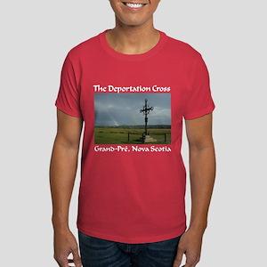 Deportation Cross Dark T-Shirt