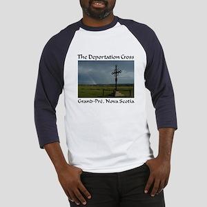 Deportation Cross Baseball Jersey