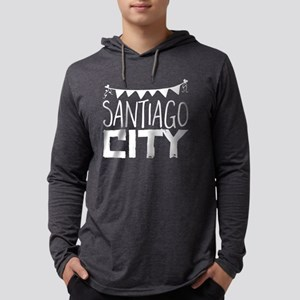 Santiago City Long Sleeve T-Shirt