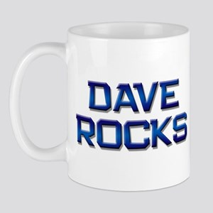 dave rocks Mug