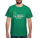 I'm Irish by Injection Dark T-Shirt