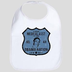 Medical Asst Obama Nation Bib