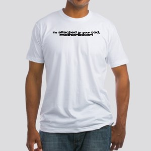 Motherlicker Fitted T-Shirt