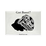 Got Boost? - BoostGear - Rectangle Magnet (100 pk)