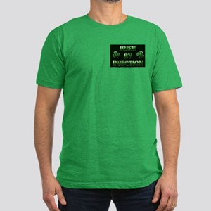 Irish By Injection Men's Fitted T-Shirt (dark)