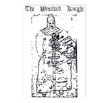 Westford Knight Postcards (Package of 8)