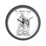 Westford Knight Wall Clock