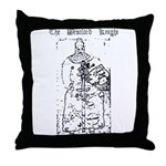 Westford Knight Throw Pillow