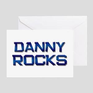 danny rocks Greeting Card