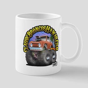 Classic Broncos Hawaii.Com Mug