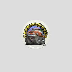 Classic Broncos Hawaii.Com Mini Button