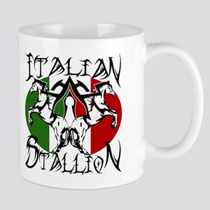 Italian Stallion ~ Tribal Mug