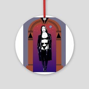Alison Ornament (Round)