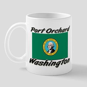 Port Orchard Washington Mug