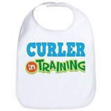 Curling Cotton Bibs
