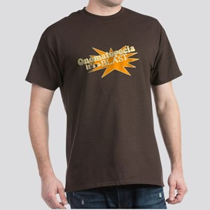 Onomatopoeia is a Blast! Dark T-Shirt