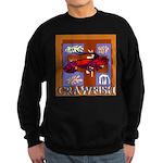 Crawfish Abstract Sweatshirt (dark)