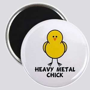 Heavy Metal Chick Magnet