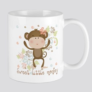 Blank.. Sweet little Monkey Mug