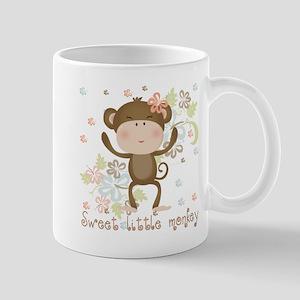 Blank.. Sweet little Monkey Mug