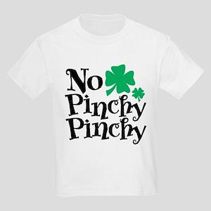 No Pinchy Pinchy Kids Light T-Shirt