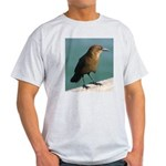 Brown Bird Light T-Shirt