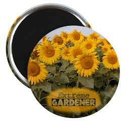 Extreme Gardener Magnet