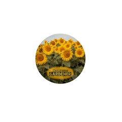 Extreme Gardener Mini Button