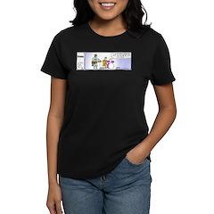 Daring Duo Women's Dark T-Shirt