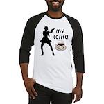 My Coffee Baseball Jersey