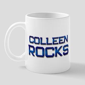 colleen rocks Mug