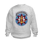 USS MISPILLION Kids Sweatshirt