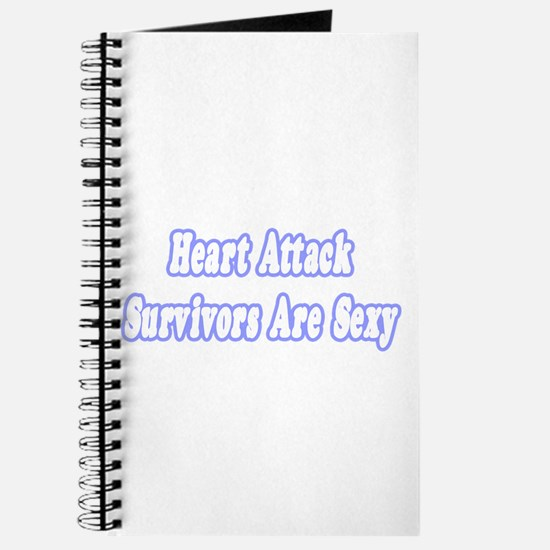 """""""Sexy Heart Attack Survivor"""" Journal"""