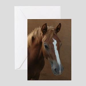 Rusty - Greeting Card