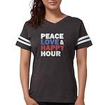 Peace Love Happy Hour T-Shirt