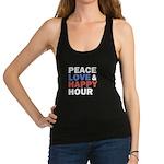Peace Love Happy Hour Tank Top