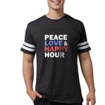 Peace Love Happy Hour T-Shirt