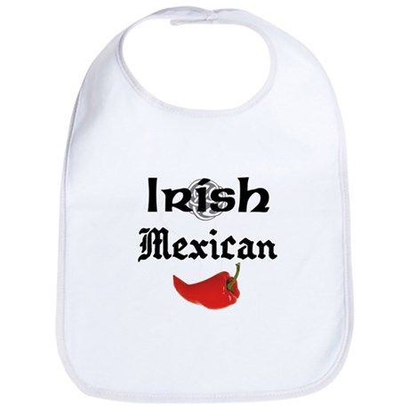 Irish Mexican Bib