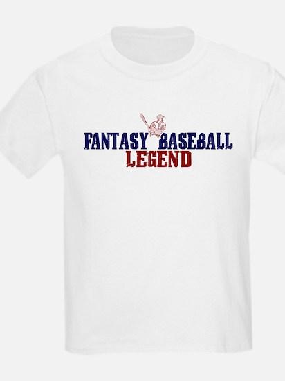 Fantasy Baseball Legend (2009) T-Shirt