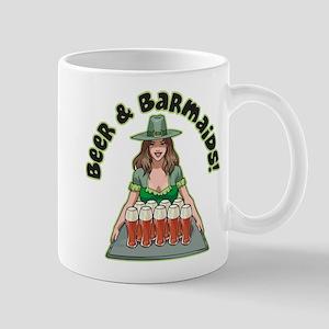 BEER & BARMAIDS! Mug