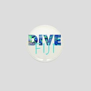 Dive Fiji Mini Button