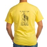 Westford Knight Yellow T-Shirt