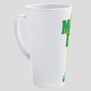 Mama Elf 17 oz Latte Mug