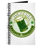 Irish today drunk tomorrow St Journal