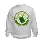 Irish today drunk tomorrow St Kids Sweatshirt
